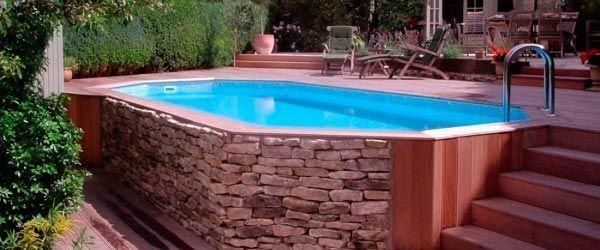 Piscinas prefabricadas toda la informaci n que necesitas - Comprar piscina prefabricada ...