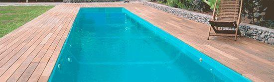 piscina prefabricada de madera