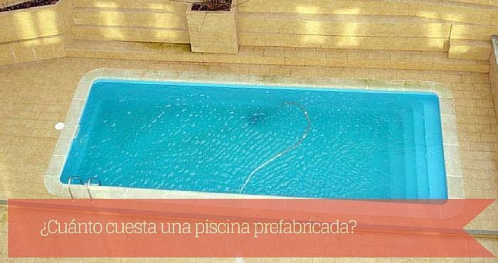 Piscinas prefabricadas baratas as se encuentran los for Costo de construir una piscina