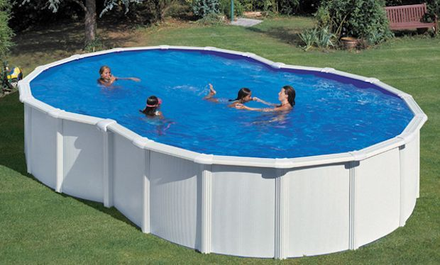 Piscinas para enterrar baratas ideas de disenos for Piscinas desmontables para enterrar
